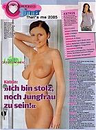 Bravo Girl nackt