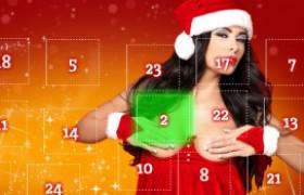Jeden Tag ein erotischer geiler Gewinn – Sex Adventskalender