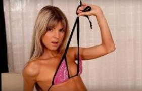 Gina Gerson ein junges Girl auf dem Weg zum Pornostar